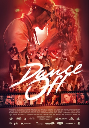 Dance Off - Swiss Movie Poster (thumbnail)