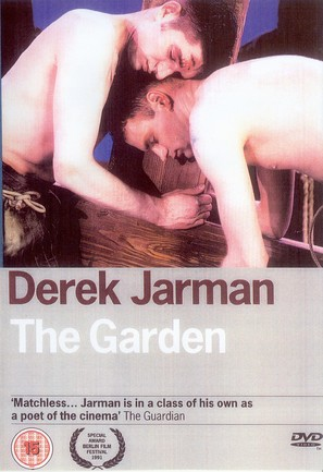 The Garden - British Movie Cover (thumbnail)