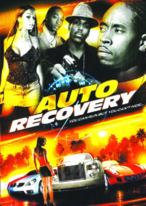 Auto Recovery - Movie Poster (thumbnail)