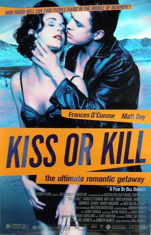 Kiss or Kill - Movie Poster (thumbnail)