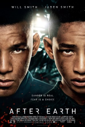 After Earth - Movie Poster (thumbnail)