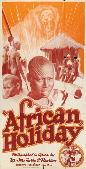 African Holiday - Movie Poster (thumbnail)