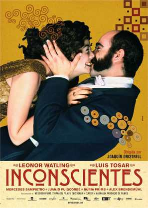 Inconscientes - Spanish Movie Poster (thumbnail)
