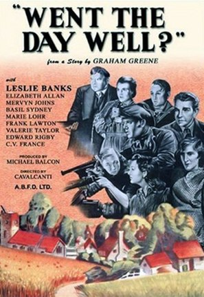 Went the Day Well? - British Movie Poster (thumbnail)