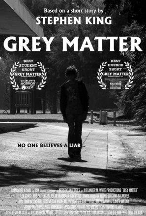 Grey Matter - Movie Poster (thumbnail)
