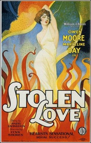 Stolen Love - Movie Poster (thumbnail)