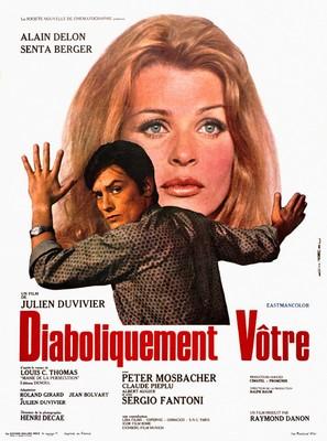 Diaboliquement vôtre - French Movie Poster (thumbnail)