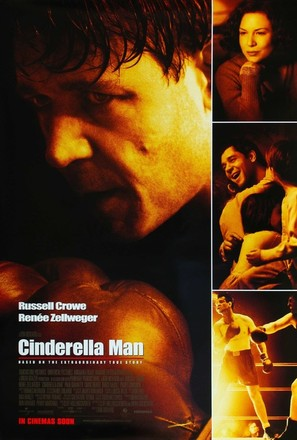 Cinderella Man - Movie Poster (thumbnail)