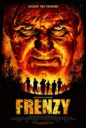 Frenzy - Australian Movie Poster (thumbnail)