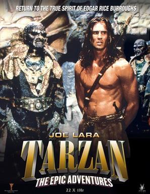 """""""Tarzan: The Epic Adventures"""" - Movie Poster (thumbnail)"""