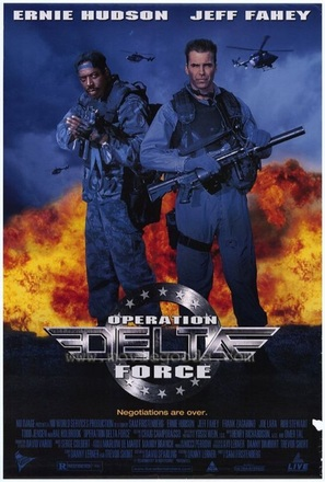 Operation Delta Force - Movie Poster (thumbnail)