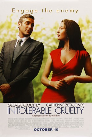 Intolerable Cruelty - Movie Poster (thumbnail)