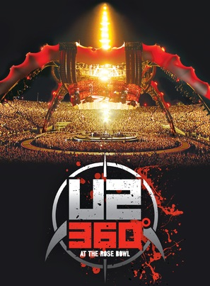 U2: 360 Degrees at the Rose Bowl - Movie Cover (thumbnail)
