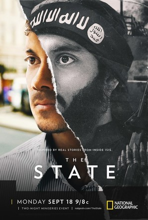 """""""The State"""" - British Movie Poster (thumbnail)"""