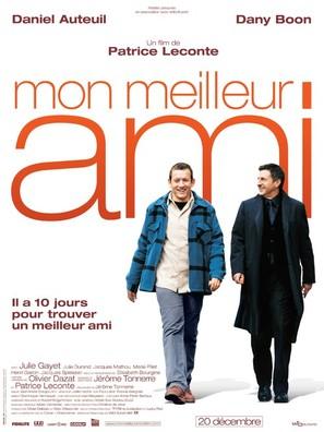 Mon meilleur ami - French Movie Poster (thumbnail)