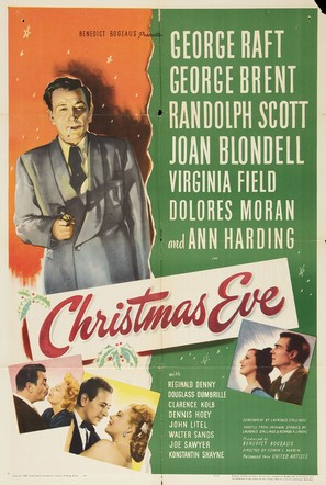 Christmas Eve - Movie Poster (thumbnail)