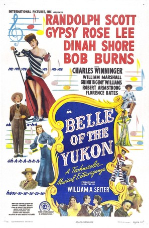 Belle of the Yukon - Movie Poster (thumbnail)