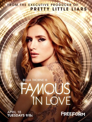 """Famous in Love"" - Movie Poster (thumbnail)"