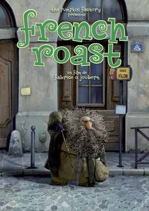 French Roast - French Movie Poster (thumbnail)