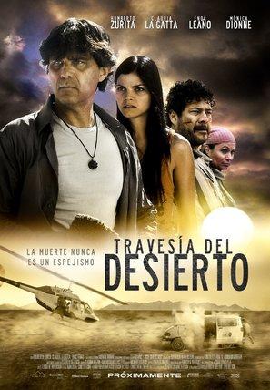 Travesía del desierto - Mexican Movie Poster (thumbnail)