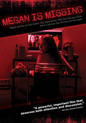 Megan Is Missing - DVD cover (thumbnail)