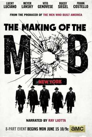 """The Making of the Mob"" - Movie Poster (thumbnail)"