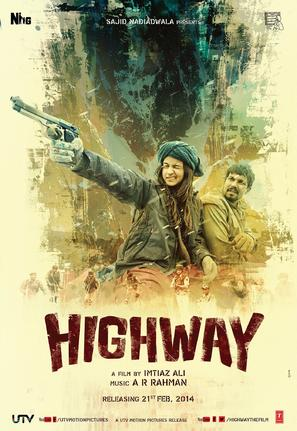 Highway - Indian Movie Poster (thumbnail)