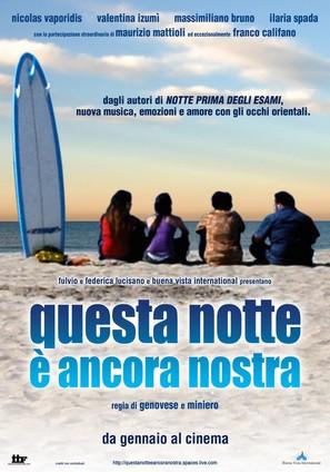 Questa notte è ancora nostra - Italian poster (thumbnail)