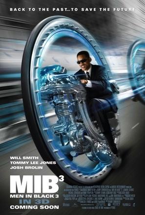 Men in Black 3 - Movie Poster (thumbnail)