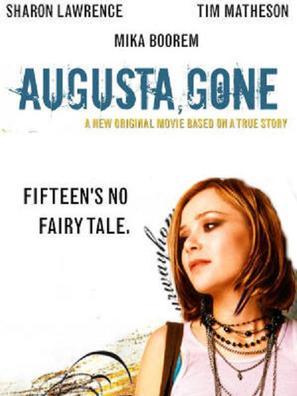 Augusta, Gone - DVD movie cover (thumbnail)