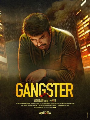 Gangster - Indian Movie Poster (thumbnail)