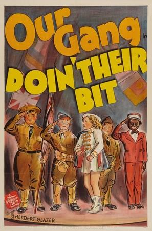 Doin' Their Bit - Movie Poster (thumbnail)