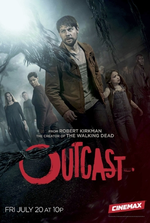 """""""Outcast"""" - Movie Poster (thumbnail)"""