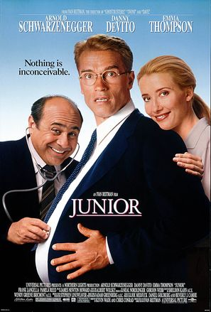 Junior - Movie Poster (thumbnail)