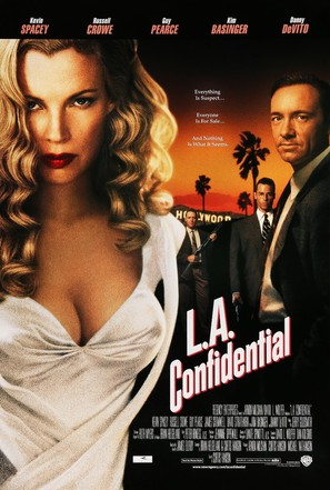 L.A. Confidential - Movie Poster (thumbnail)
