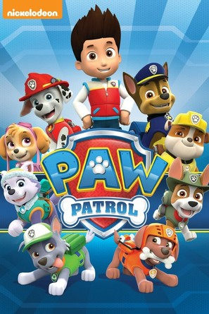 """PAW Patrol"" - Video on demand movie cover (thumbnail)"