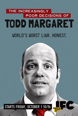 """The Increasingly Poor Decisions of Todd Margaret"" - Movie Poster (thumbnail)"