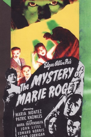 Mystery of Marie Roget - Movie Poster (thumbnail)