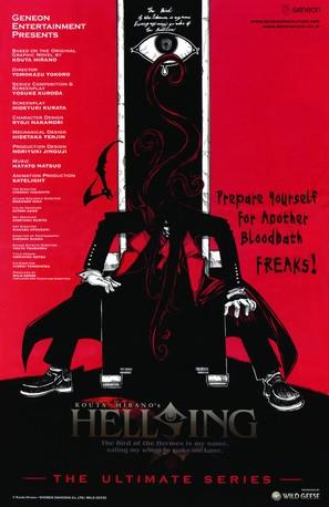 """Hellsing Ultimate OVA Series"" - Japanese Movie Poster (thumbnail)"