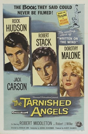 The Tarnished Angels - Movie Poster (thumbnail)