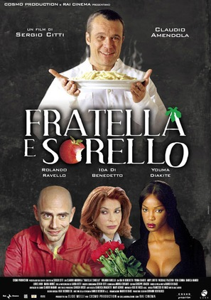 Fratella e sorello