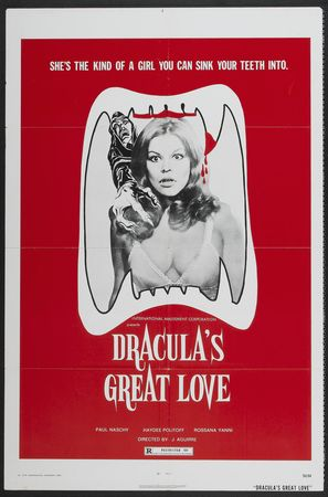 Dracula's Virgin Lovers - Movie Poster (thumbnail)