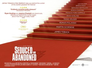 Seduced and Abandoned - British Movie Poster (thumbnail)