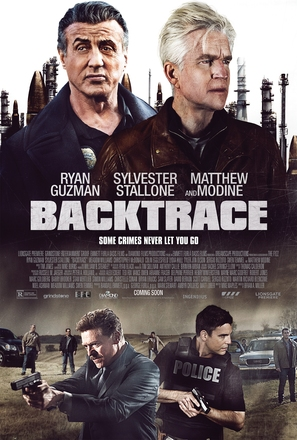 Backtrace - Movie Poster (thumbnail)