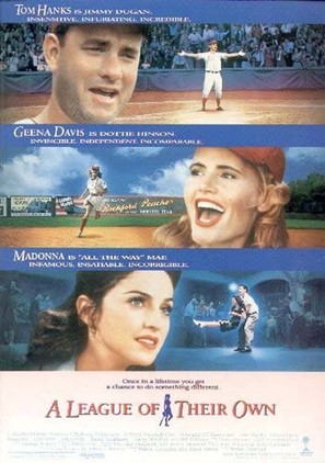 A League of Their Own - Movie Poster (thumbnail)