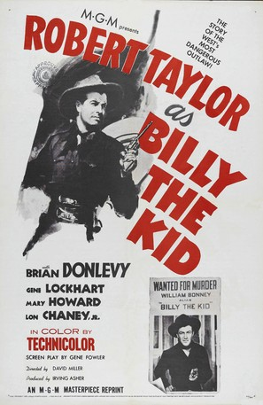 Billy the Kid - Movie Poster (thumbnail)