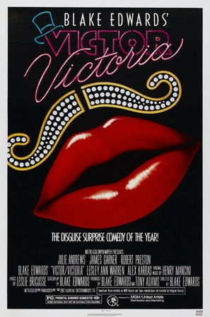 Victor/Victoria - Movie Poster (thumbnail)