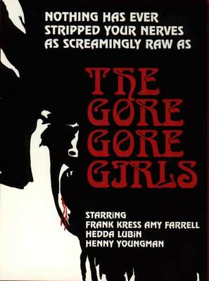 The Gore Gore Girls - Movie Poster (thumbnail)