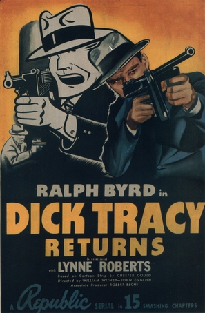 Dick Tracy Returns - Movie Poster (thumbnail)