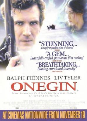 Onegin - British Movie Poster (thumbnail)